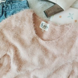 For Love And Lemons Sweaters - 𝕗𝕝&𝕝 𝕤𝕟𝕠𝕨 𝕓𝕦𝕟𝕟𝕪 𝕤𝕨𝕖𝕒𝕥𝕖𝕣